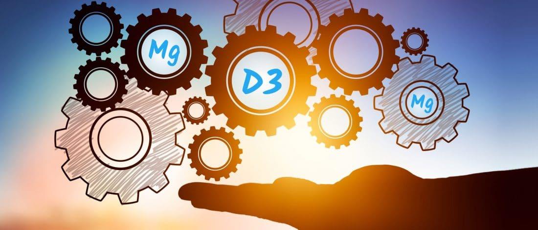 Magnésium et Vitamine D