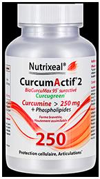 curcumactif 2 250 mg curcumine Nutrixeal