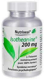 isotheanine Nutrixeal, l-theanine