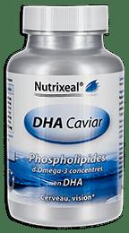DHA caviar omega 3 Nutrixeal Info