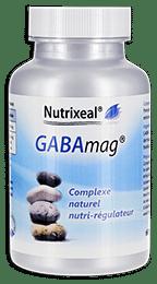 GabaMag Nutrixeal, avec gaba et magnesium.
