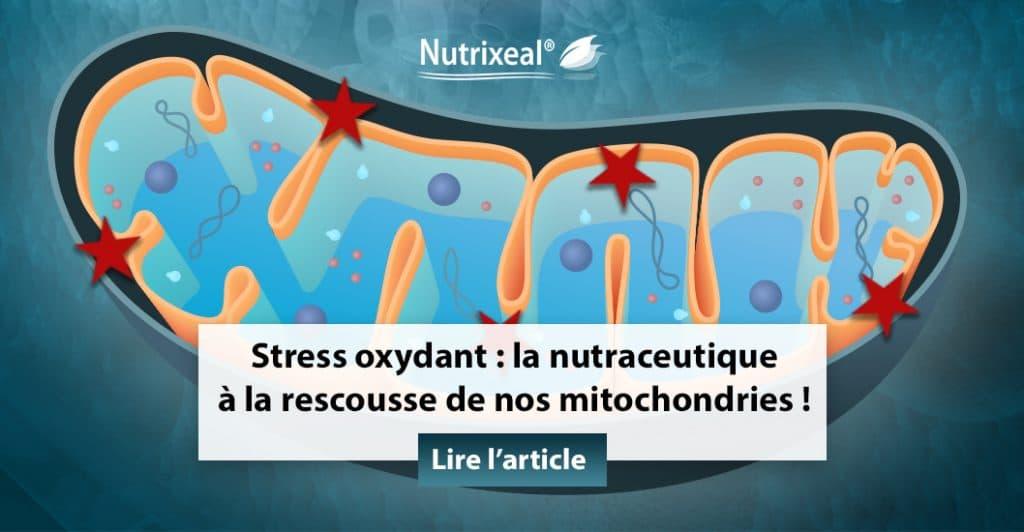 Stress oxydant et mitochondries.