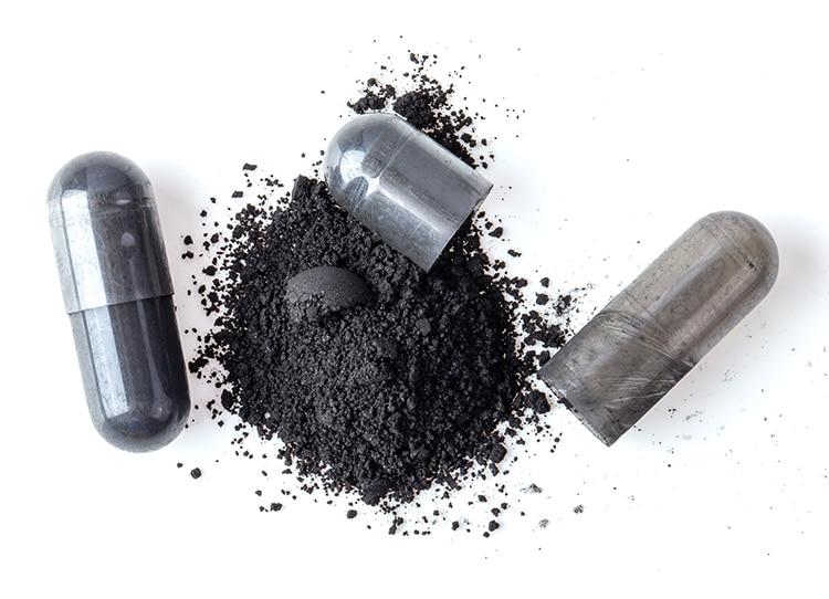 Nutrixeal propose du charbon végétal activé en gélule ou en granulés.