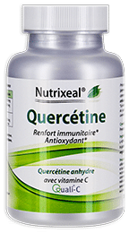 quercetine oignons polyphenols Nutrixeal