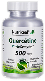 quercetine phytocomplex Nutrixeal