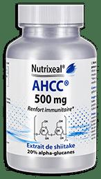 AHCC de Nutrixeal est un extrait de shiitake innovant.