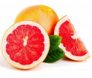 Pépins de pamplemousse, source de flavonoïdes.