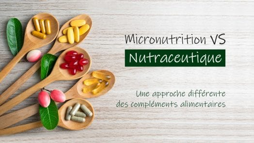 Nutraceutique selon Nutrixeal