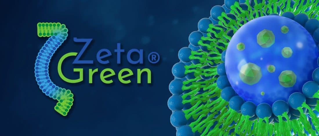 Nutrixeal mise sur l'encapsulation liposomale avec le label ZetaGreen.