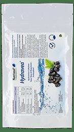 Hydravea contient des omega 3 6 7 et 9 et des vitamines.