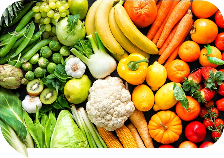 vegetables rich in Vit C