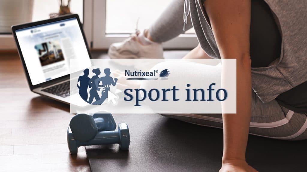 La nutraceutique pour les sportifs sur Nutrixeal Sport Info.