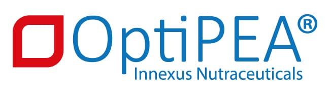 Logo OptiPEA pea Palmitoyléthanolamide.