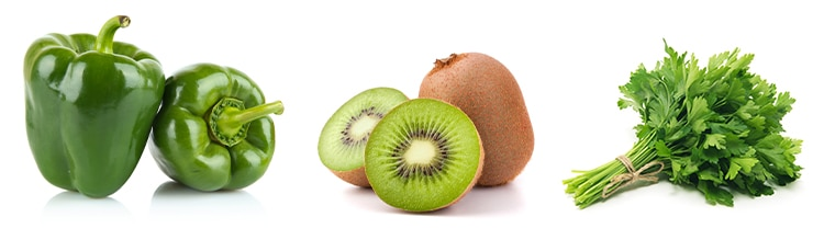pqq fruits et legumes nutrixeal Info