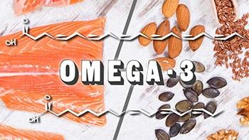 Vignette Apports en omega-3 ALA et DHA par les huiles végétales.