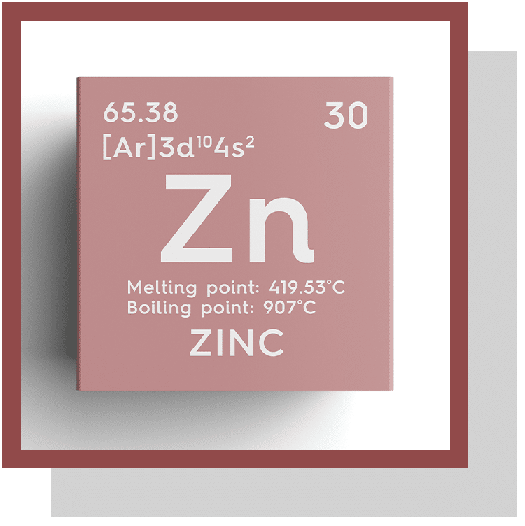 Zinc oligo-éléments Nutrixeal Info