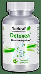 Detoxea chardon-marie pissenlit radis noir Nutrixeal