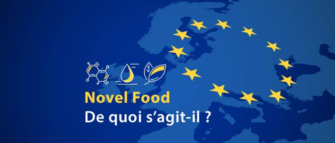 Novel food Nutrixeal Info