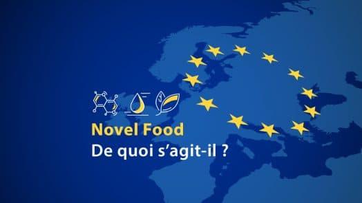 Novel food Nutrixeal Info