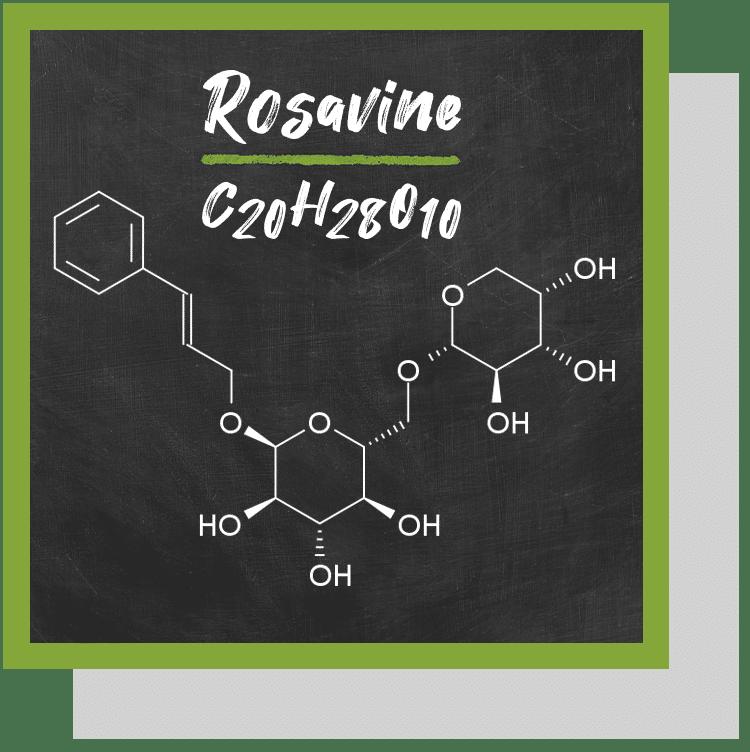 Rosavine index nutraceutique nutrixeal info