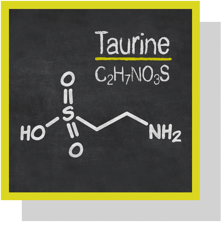 Taurine  index nutraceutique nutrixeal info