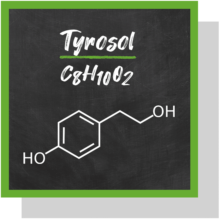 tyrosol index nutraceutique nutrixeal info