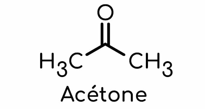 acétone structure nutrixeal info 4