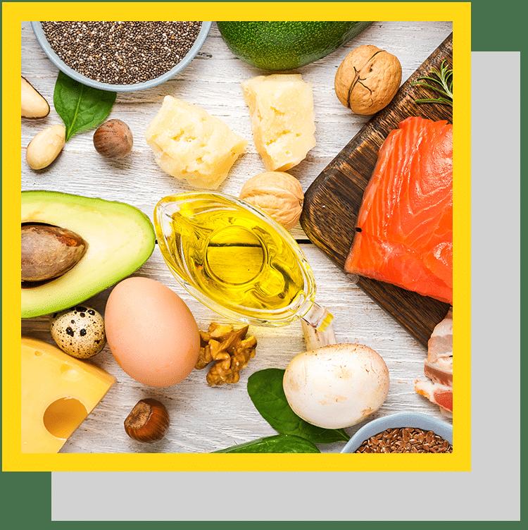 Régime cétogène index nutrition Nutrixeal Info